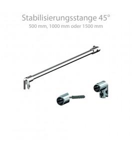Stabi-Stange 45°