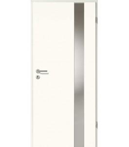 Holztüren - Designtür Weißlack 2503 (RAL9010) mit LA