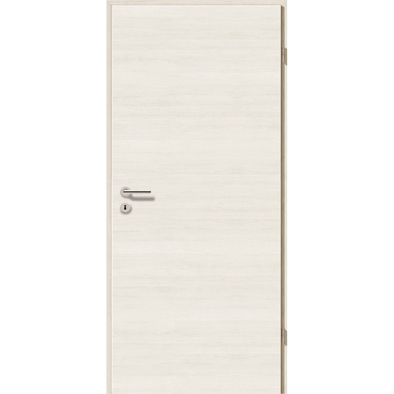 Holztüren - Türblatt CPL - Pinie Weiß Cross
