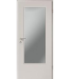 Holztüren - Türblatt CPL - Ferrum mit Lichtausschnitt