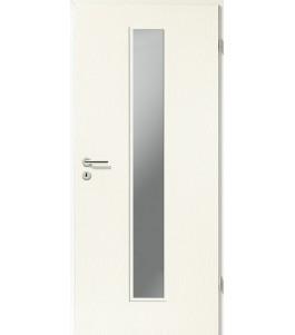 Türblatt CPL - Esche Weiß mit Lichtausschnitt LA-1