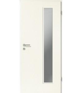 Türblatt CPL - Esche Weiß mit Lichtausschnitt LA-1B