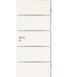 Lisenen-Türen - Uni Weiß