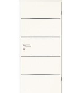 Lisenen-Türen - Arctic Weiß