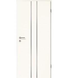 Lisenen-Türen - Arctic Weiß-3501