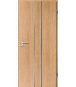 Lisenen-Türen - Buche-3501