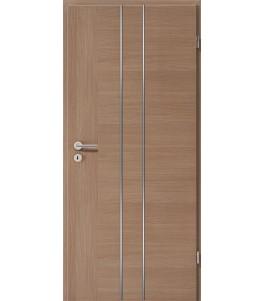 Lisenen-Türen - Nussbaum Cross-3501