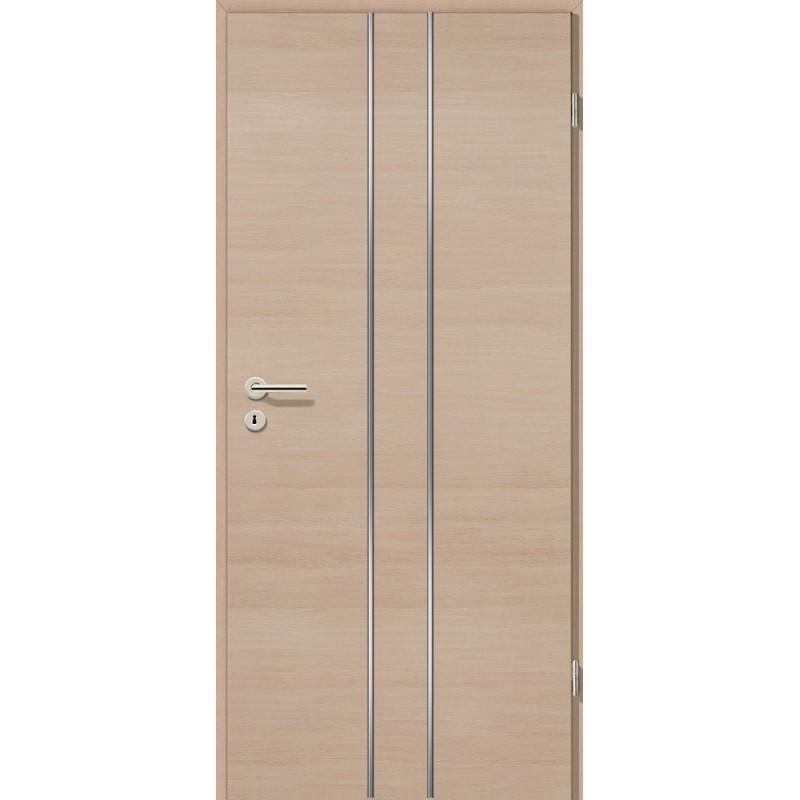 Lisenen-Türen - Pinie Hell Cross-3501