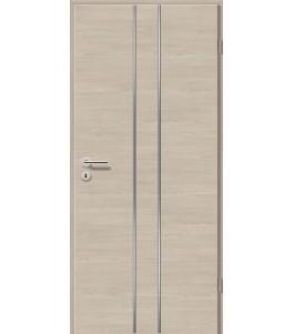 Lisenen-Türen - Platineiche Cross-3501