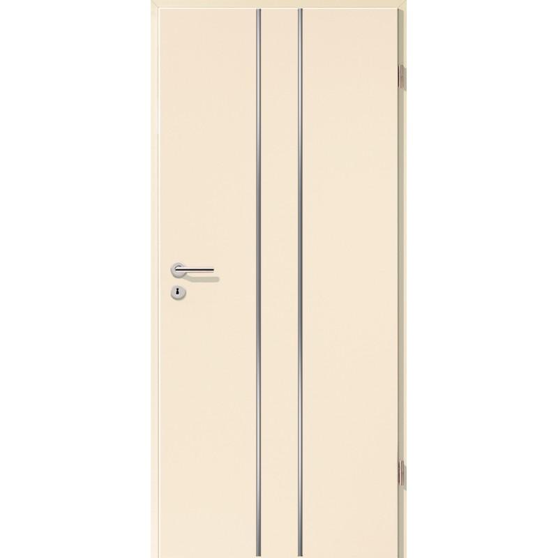 Lisenen-Türen - Sand-3501