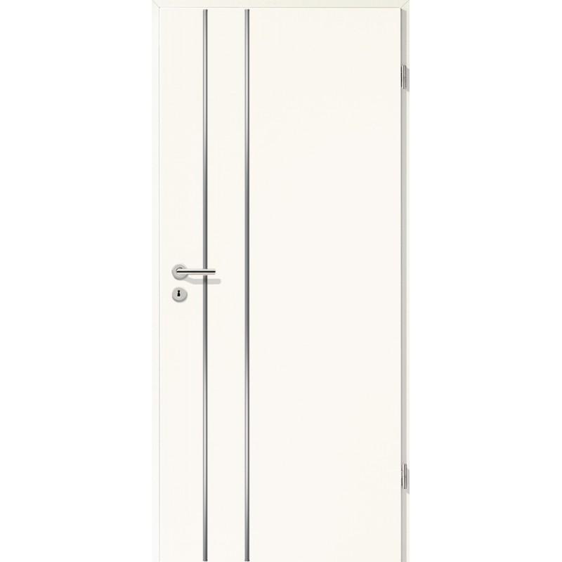 Lisenen-Türen - Arctic Weiß-3502