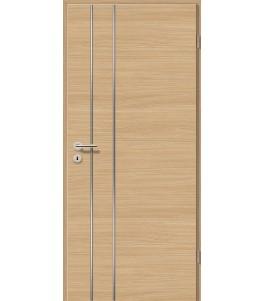 Lisenen-Türen - Schwarzeiche Cross-3502