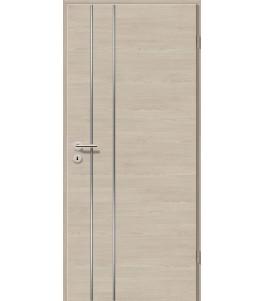 Lisenen-Türen - Platineiche Cross-3502
