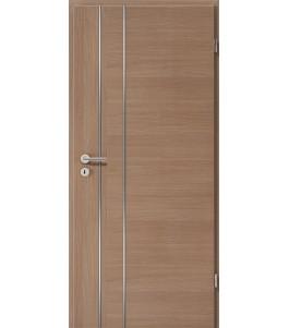 Lisenen-Türen - Nussbaum Cross-3502