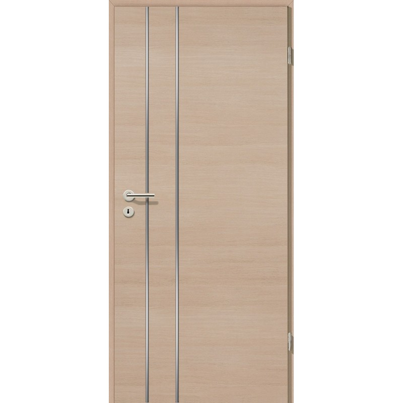 Lisenen-Türen - Pinie Hell Cross-3502