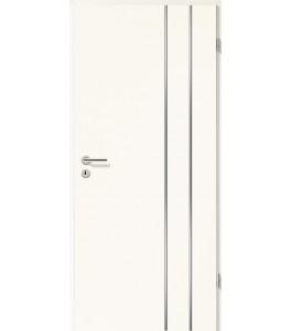 Lisenen-Türen - Arctic Weiß-3503
