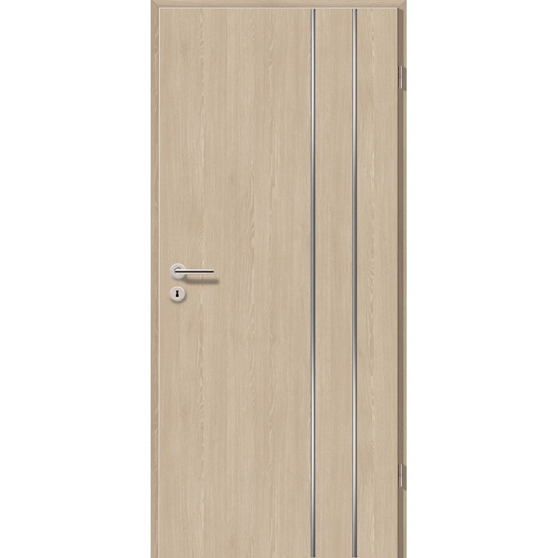 Lisenen-Türen - Bernsteineiche-3503