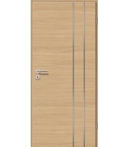Lisenen-Türen - Schwarzeiche Cross-3503