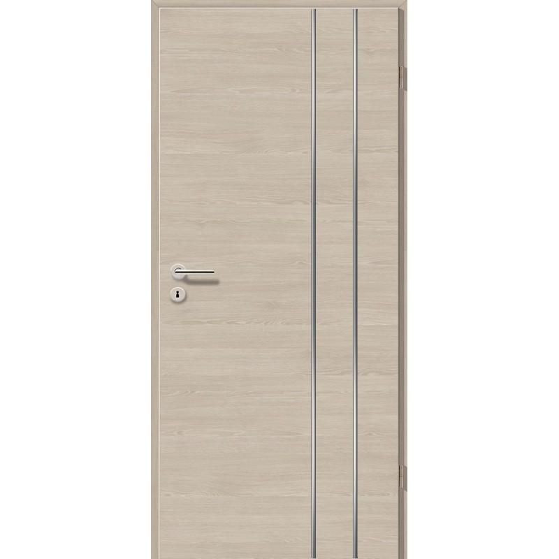 Lisenen-Türen - Platineiche Cross-3503