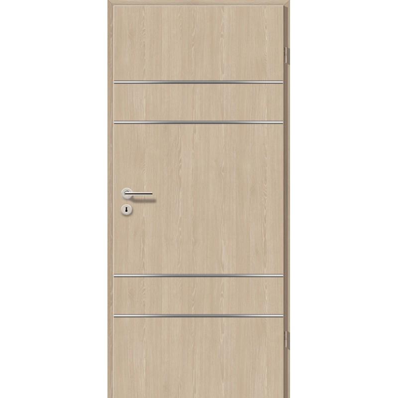 Lisenen-Türen - Bernsteineiche-3504