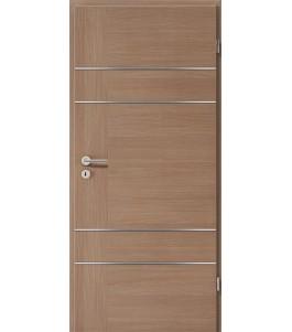 Lisenen-Türen - Nussbaum Cross-3504