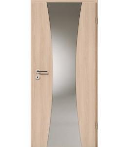 Holztüren - Türblatt - Eiche Sicilia mit Lichtband 2301
