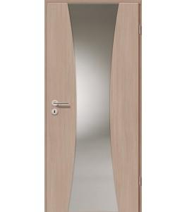 Holztüren - Türblatt - Samtulme mit Lichtband 2301