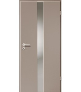 Holztüren - Türblatt - Macchiato mit Lichtband 2201