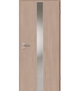 Holztüren - Türblatt - Samtulme mit Lichtband 2201