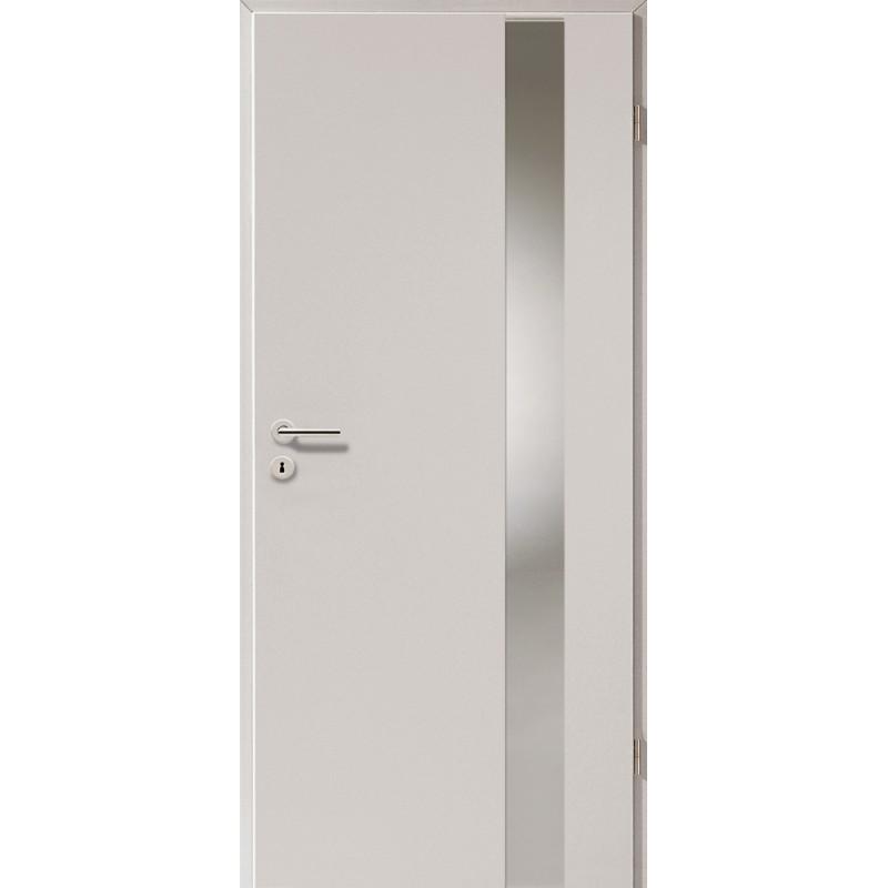 Holztüren - Türblatt - Ferrum mit Lichtband 2203