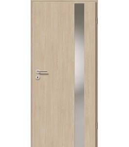 Holztüren - Türblatt - Platineiche mit Lichtband 2203
