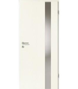 Türblatt - Esche Weiß mit Lichtband 2203