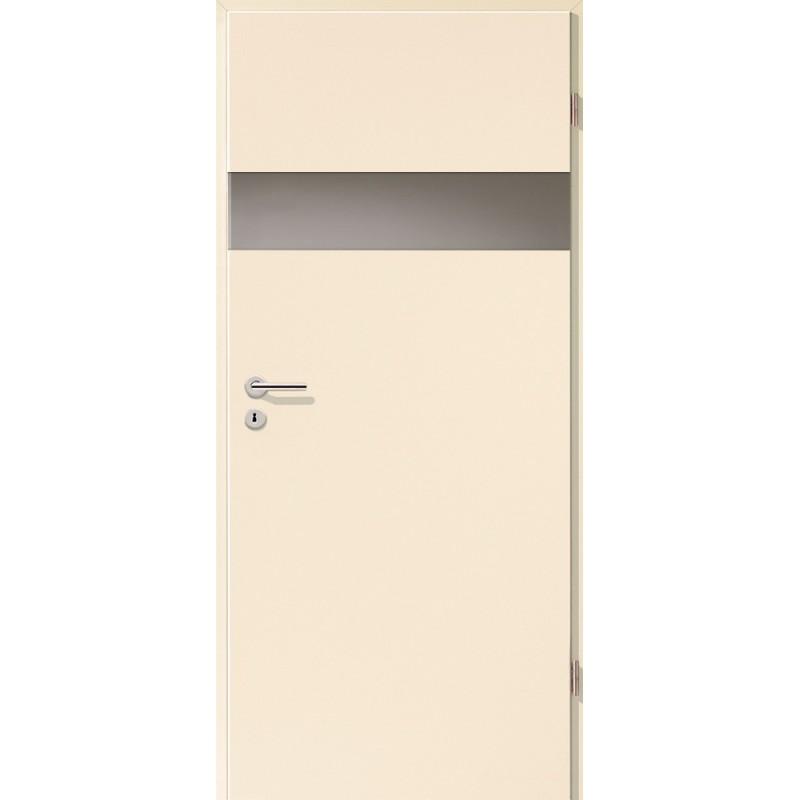 Holztüren - Türblatt - Sand mit Lichtband 2204