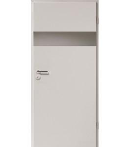 Holztüren - Türblatt - Ferrum mit Lichtband 2204