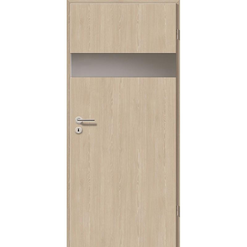 Holztüren - Türblatt - Platineiche mit Lichtband 2204