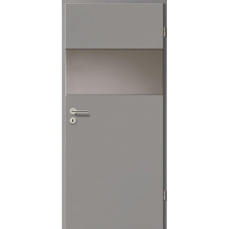Holztüren - Türblatt - Kitt mit Lichtband 2209