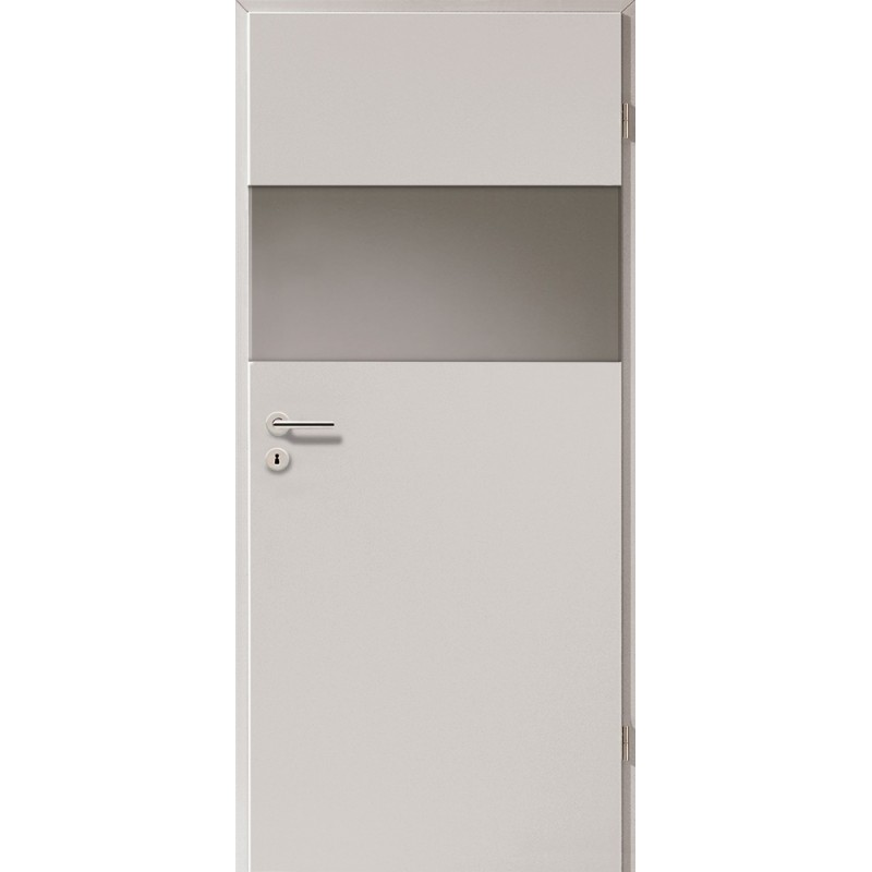 Holztüren - Türblatt - Ferrum mit Lichtband 2209