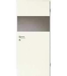 Türblatt - Esche Weiß mit Lichtband 2209