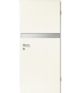 Türblatt - Esche Weiß mit Lichtband 2211