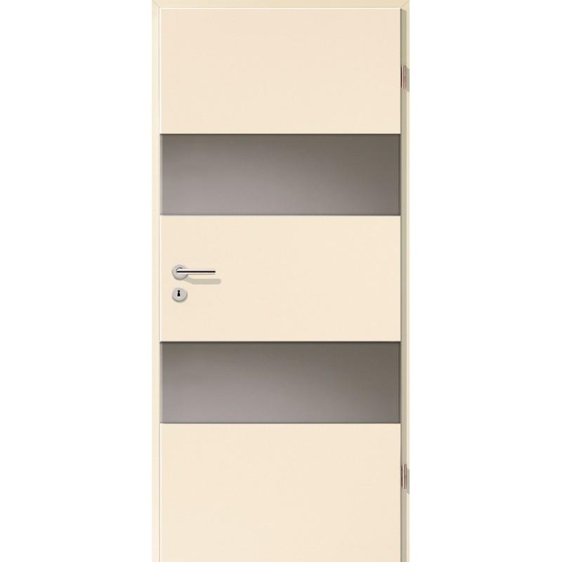 Holztüren - Türblatt - Sand mit Lichtband 2212