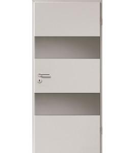 Holztüren - Türblatt - Ferrum mit Lichtband 2212