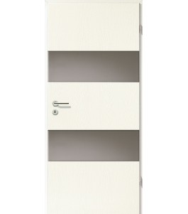 Türblatt - Esche Weiß mit Lichtband 2212