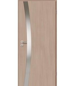 Holztüren - Türblatt - Samtulme mit Lichtband 2302