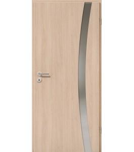 Holztüren - Türblatt - Eiche Sicilia mit Lichtband 2303