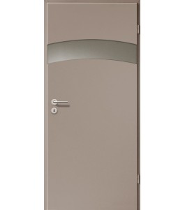 Holztüren - Türblatt - Macchiato mit Lichtband 2304-1LB