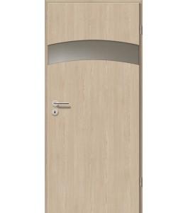 Holztüren - Türblatt - Platineiche mit Lichtband 2304-1LB