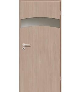 Holztüren - Türblatt - Samtulme mit Lichtband 2304-1LB