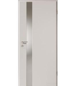 Holztüren - Türblatt - Ferrum mit Lichtband 2202