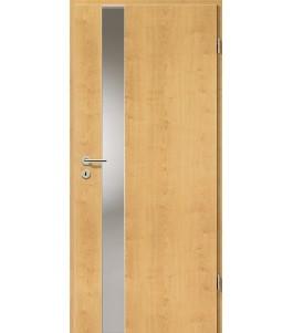 Holztüren - Türblatt - Ahorn Rustikal mit Lichtband 2202