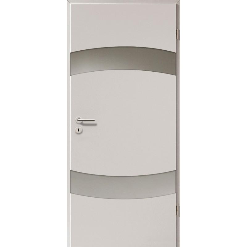 Holztüren - Türblatt - Ferrum mit Lichtband 2304-2LB